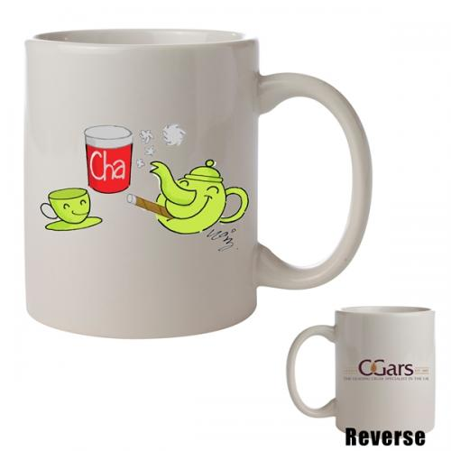 C.Gars Ltd - Cha Tea Mug