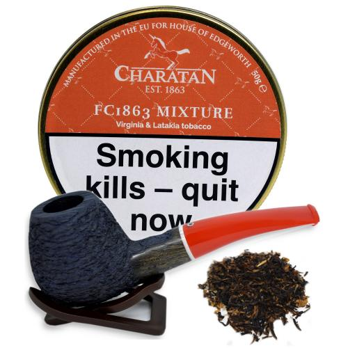 Charatan FC1863 Mixture Pipe Tobacco 50g Tin (Dunhill BB1938) - End of Line