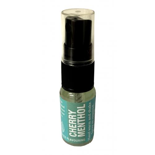 Cherry Menthol Tobacco Flavouring Spray - 15ml