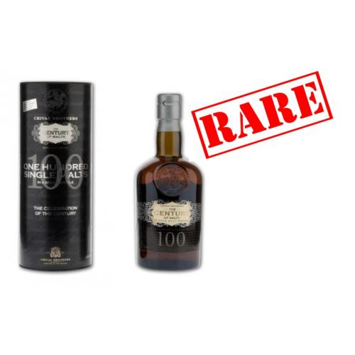 Chivas Century of Malts Scotch Malt Whisky - 70cl 43%