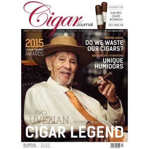 Cigar Journal - Winter 2015