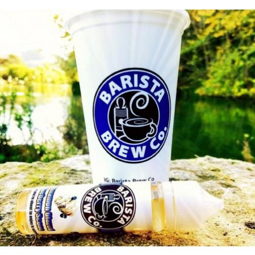 Barista Brew Co. Cinnamon Glazed Blueberry Scone Vape E-Liquid 0mg 60m