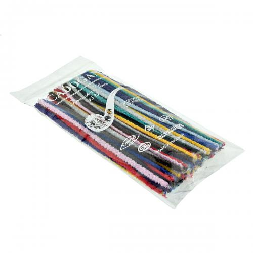 Cadogan Multi Coloured Pipe Cleaners - Pack of 75