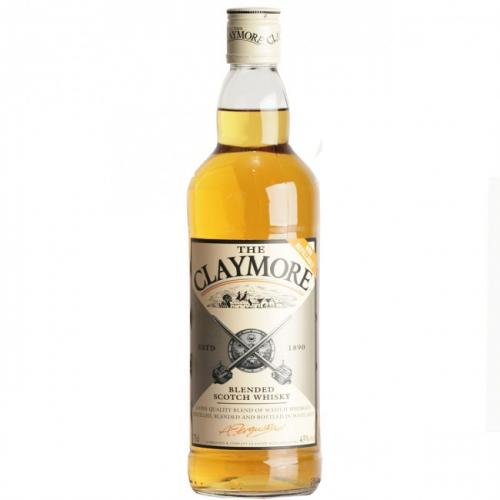 Claymore Blended Whisky - 70cl 40%