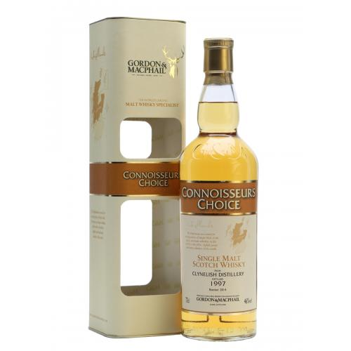 Clynelish 1997 (Gordon & Macphail) Single Malt Scotch Whisky - 70cl 46%