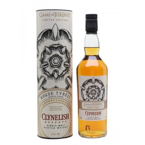 Clynelish Reserve Game of Thrones House Tyrell - 51% 70cl