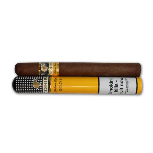 Cohiba Siglo III Tubed Cigar - 1 Single