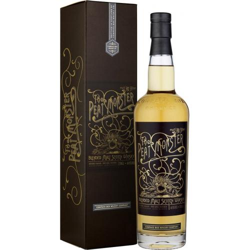 Compass Box Peat Monster 2nd Edition - 46% 70cl