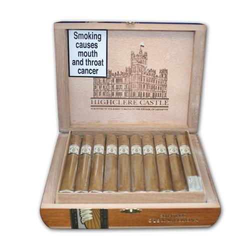 Highclere Castle Corona Cigar - Box of 20