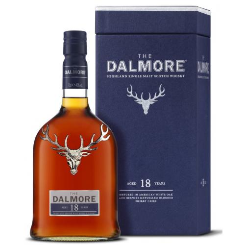 Dalmore 18 Year Old - 70cl 43%