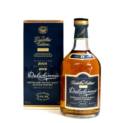 Dalwhinnie 2004 Distillers Edition 2019 Edition - 43% 70cl