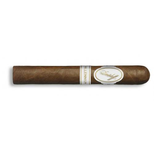 Davidoff Millennium Petit Corona Cigar - 1 Single