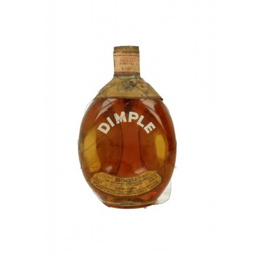 Dimple Spring Cap 1950s/60s Whisky - 75cl 40%