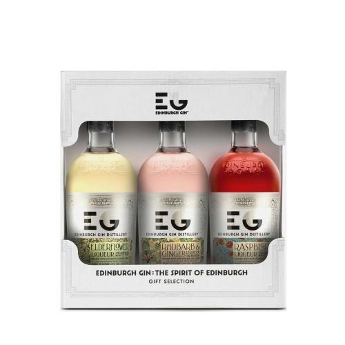Edinburgh Gin Liqueur Triple Pack - 3x20cl