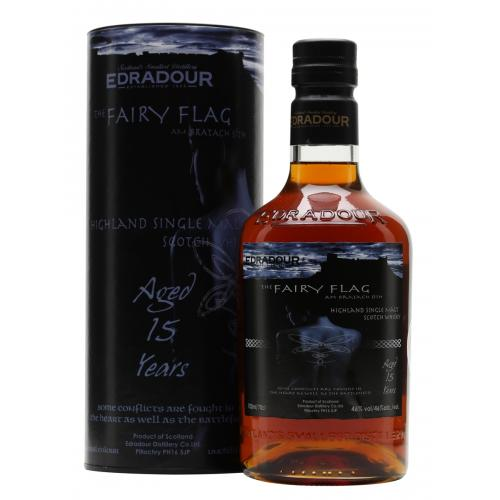 Edradour 15 Year old 'Fairy Flag' Whisky