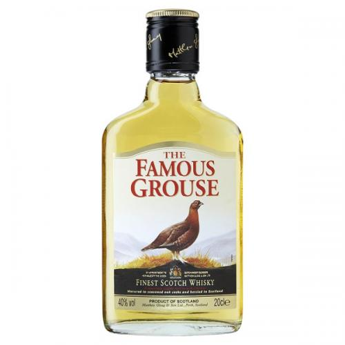 Famous Grouse Whisky - 20cl 40%