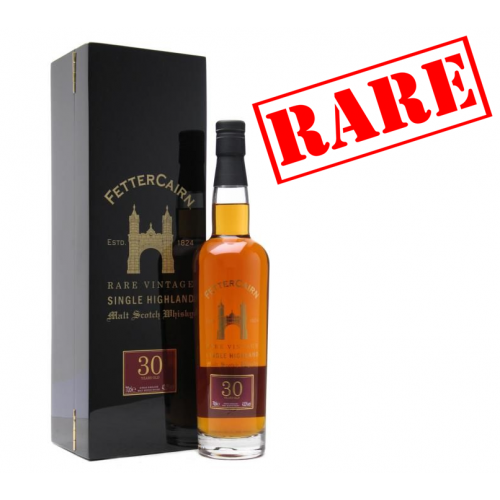 Fettercairn 30 Year Old Whisky - 70cl 43.3%