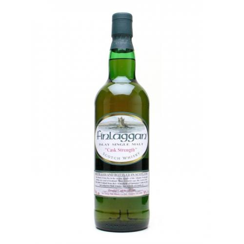 Finlaggan Cask Strength Islay Malt Whisky - 70cl 58%