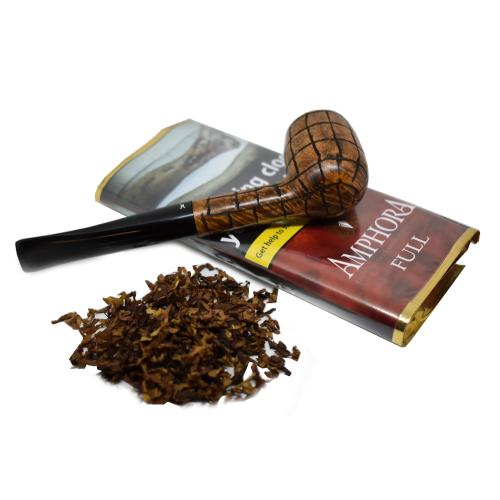 Amphora Full Pipe Tobacco 40g Pouch