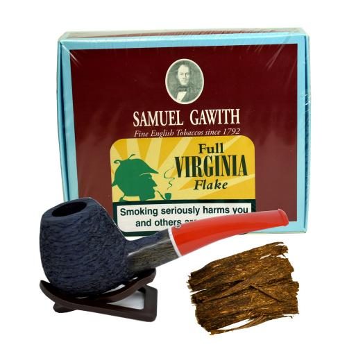 Samuel Gawith Full Virginia Flake Pipe Tobacco 500g Box