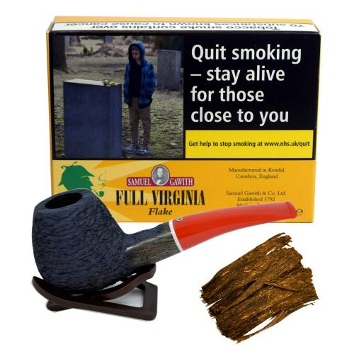 Samuel Gawith Full Virginia Flake Pipe Tobacco 50g (Tin)
