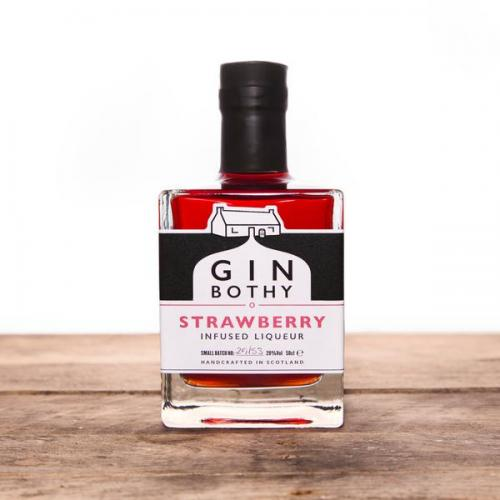 Gin Bothy Strawberry Gin Liqueur - 50cl 20%