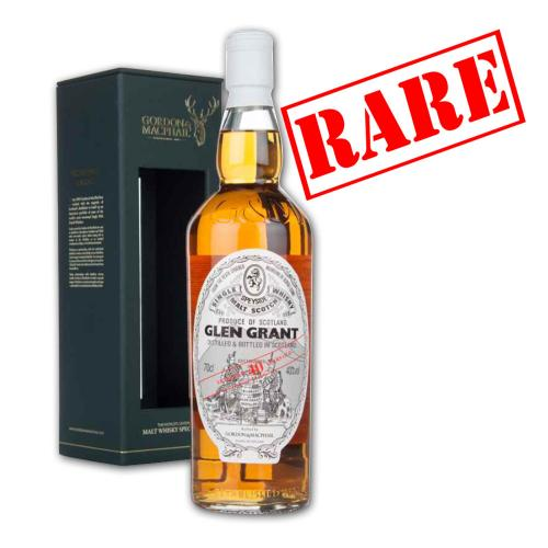 Glen Grant 40 Year Old Gordon & Macphail Whisky - 70cl 40%