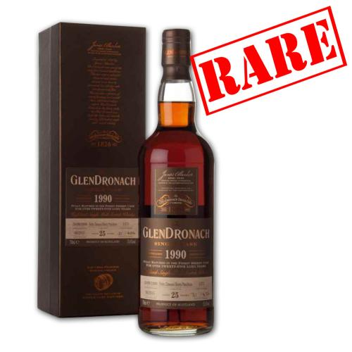 Glendronach 25 Year Old 1990 (cask 1375) Batch 12 - 70cl 51.6%