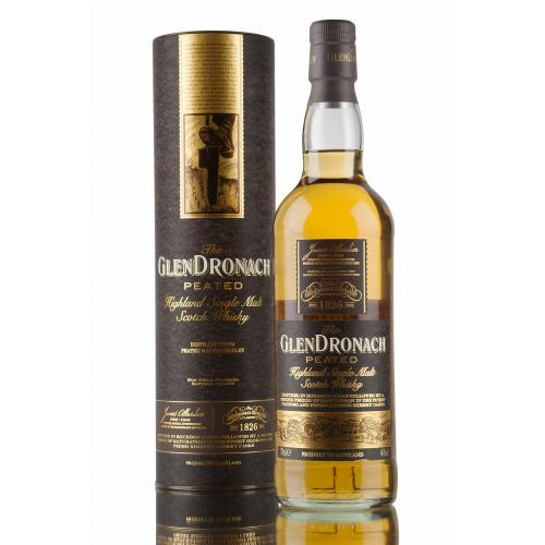 Glendronach Peated Single Malt Scotch Whisky - 70cl 46%