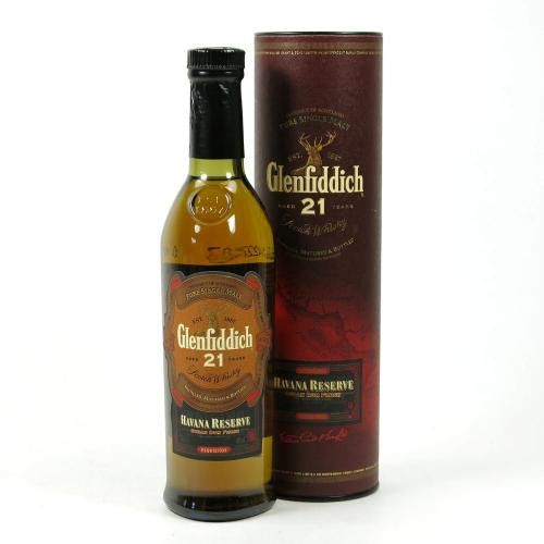 Glenfiddich 21 Year Old Whisky - 20cl 40%