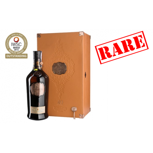 Glenfiddich 40 Year Old Rare Collection (Release Number 13) - 70cl 46.2%