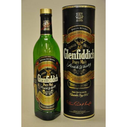 Glenfiddich Special Reserve Pure Malt Whisky - 70cl 40%