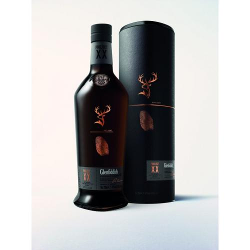Glenfiddich Project XX Single Malt Scotch Whisky - 70cl 43%