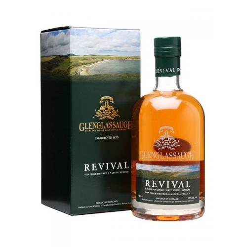 Glenglassaugh Revival - 46% 70cl