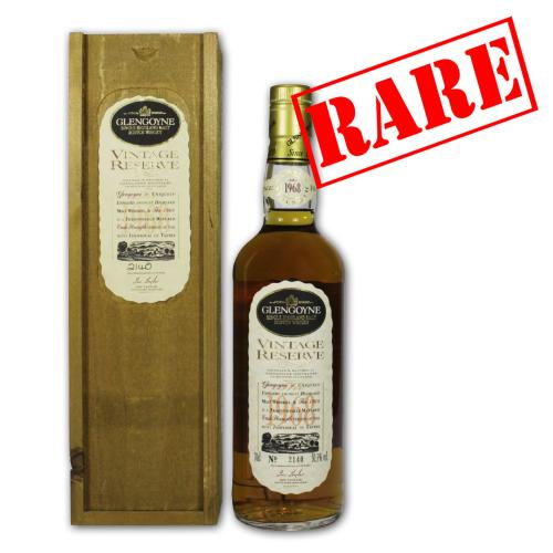 Glengoyne 25 Year Old 1968 Vintage Reserve Whisky - 70cl 50.3%