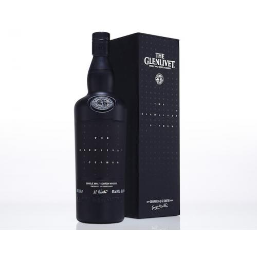 Glenlivet Cipher Malt Scotch Whisky - 70cl 48%
