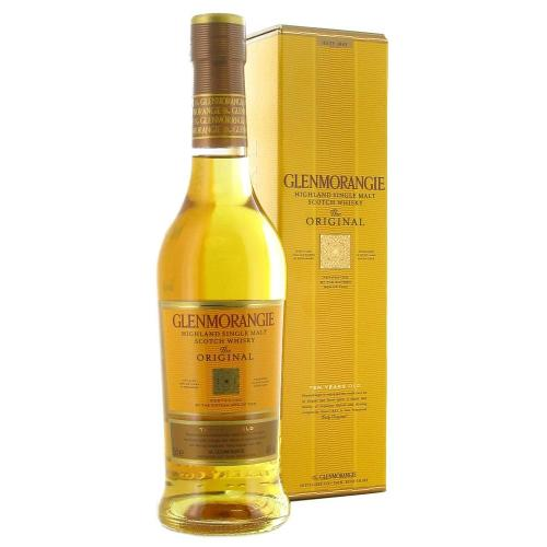 Glenmorangie 10 Year Old Original Whisky - 35cl 40%