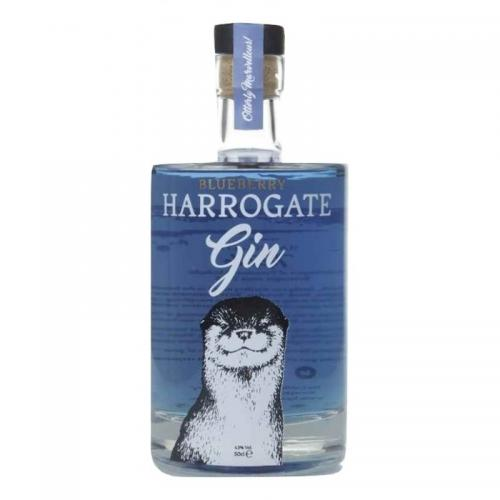 Harrogate Blueberry Gin - 43% 50cl