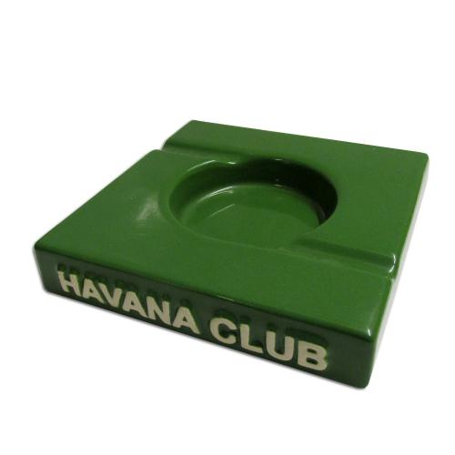Havana Club Collection Ashtray – El Solito Cigarillo Ashtray – Green