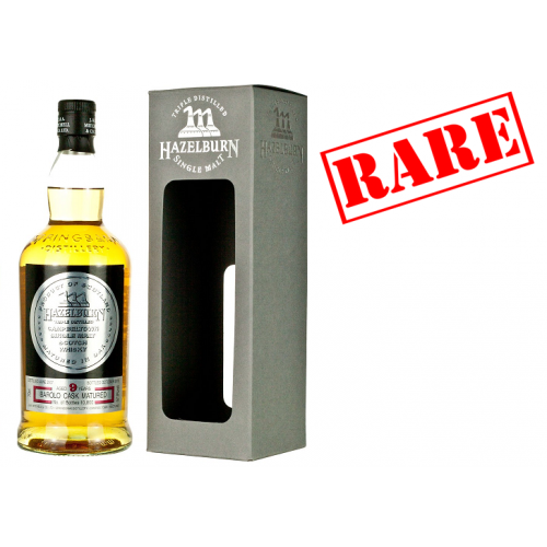 Hazelburn 9 Year Old Barolo Cask Finish (Bottled 2016) - 70cl 57.9%