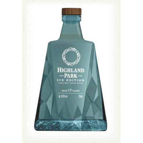 Highland Park 17 Year Old Ice Edition Single Malt Scotch Whisky - 70cl 53.9%