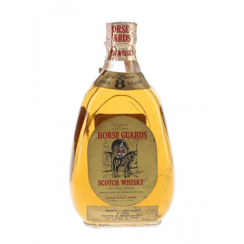 Horse Guards 8 Year Old De Luxe 1960s Muschio Import - 43% 75cl