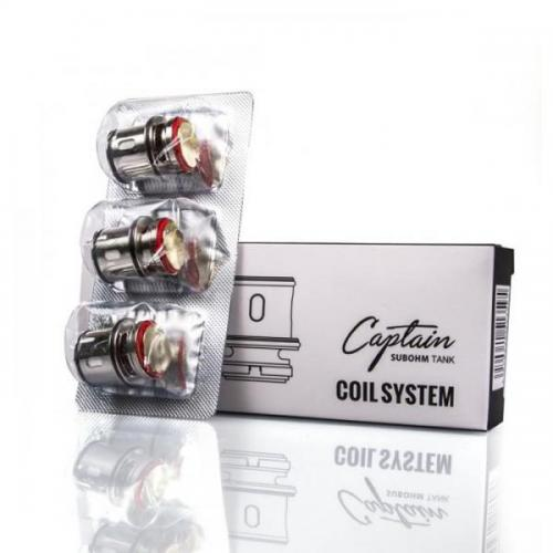Ijoy Captain Coils - 3 Per Pack