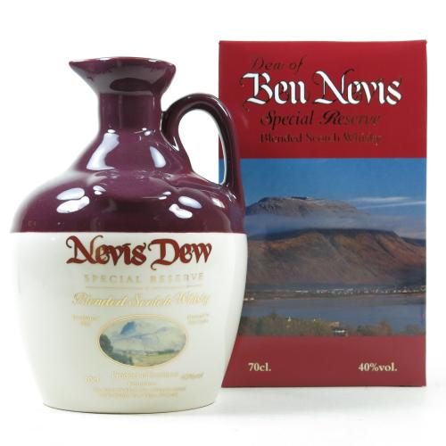 Dew of Ben Nevis Special Reserve Blended Scotch Whisky Decanter - 70cl 40%