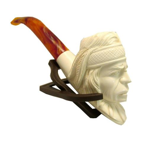 Native American Medium Meerschaum Pipe