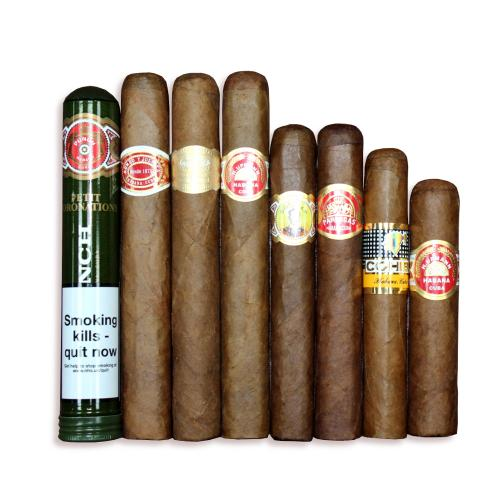 Introduction to Havanas Sampler – 8 Cigars