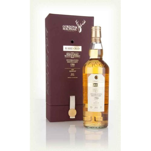 Inverleven 1986 Rare Old Whisky - 70cl 46%