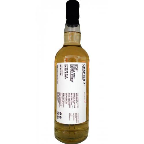 Islay 8 Year Old Chapter 7 Single Malt Whisky - 70cl 60.5%