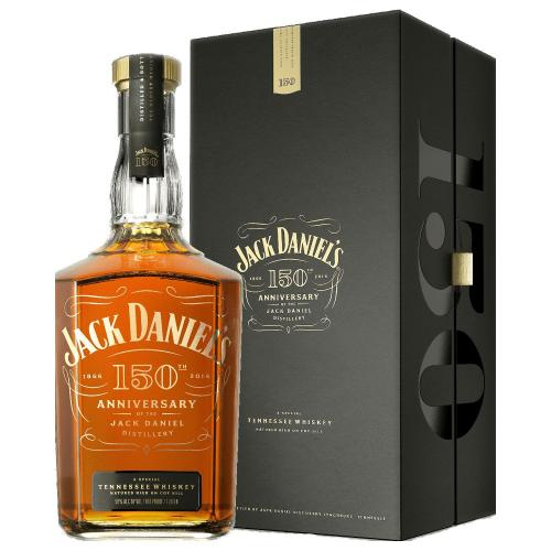 Jack Daniels 150th Anniversary Edition Whiskey - 1 Litre 50%