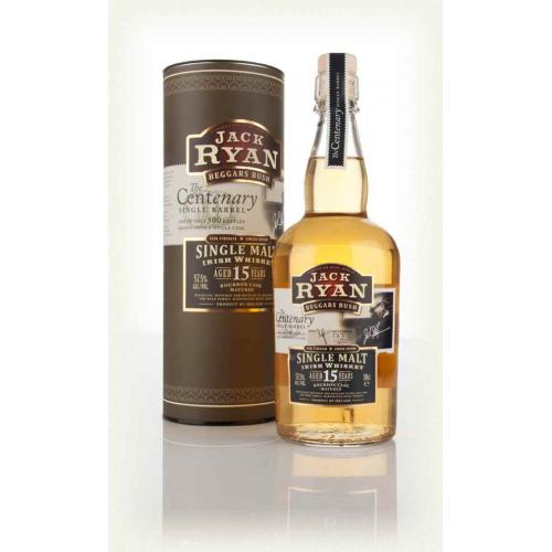 Jack Ryan 15 Year Old Limited Edition - 70cl 57.5%
